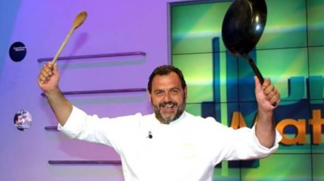 Musica e cucina sul palco, Vissani e Bobby Solo a Pescara