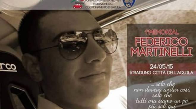 Primo Memorial Federico Martinelli