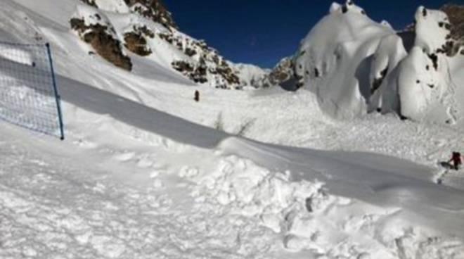 Rialzo termico, Cnsas: «Rischio valanghe in Abruzzo»