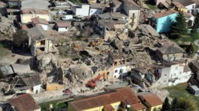 Ricostruzione: sisma L'Aquila caso di studio