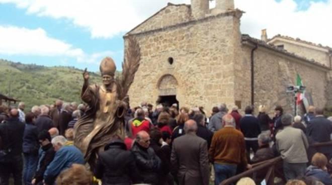 San Pietro della Ienca di nuovo raggiungibile