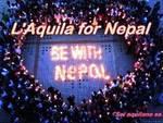Sisma Nepal, gli aquilani si mobitano