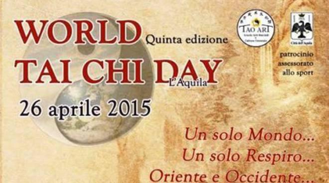 Tai Chi Day a L'Aquila