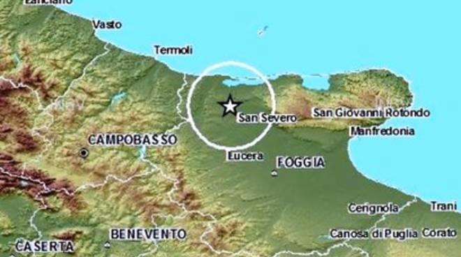 Terremoti, trema il Promontorio del Gargano