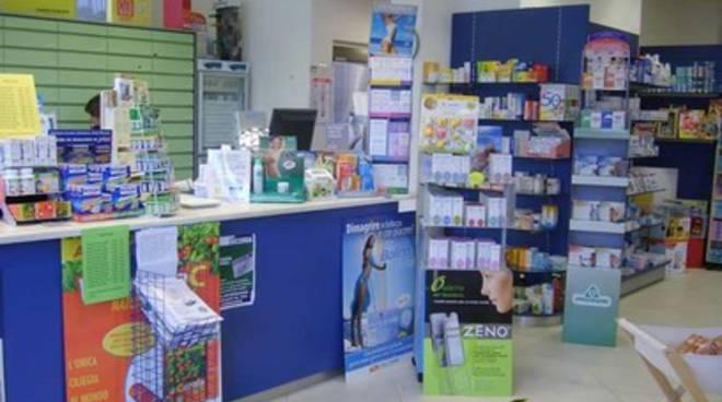 Trasloca la farmacia di Coppito