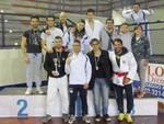 Trofeo Nazionale Judo Foligno, 11 medaglie aquilane