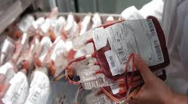 A rischio 6500 sacche di sangue