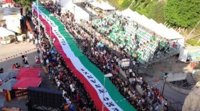 Adunata Alpini: L'Aquila, Jemo 'nnanzi