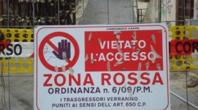 Adunata Alpini: «Non violare la zona rossa»