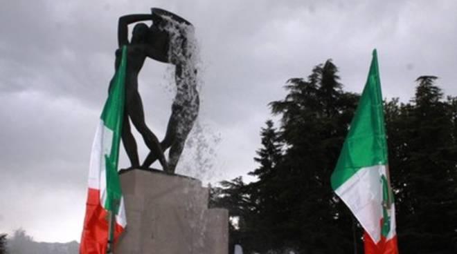 Adunata Alpini, reduce Campagna Russia: «L'Aquila risorgerà»