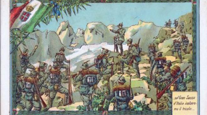 Adunata Alpini, viaggio nella storia del Gran Sasso