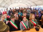 #AdunataAlpini2015, successo tricolore a Paganica