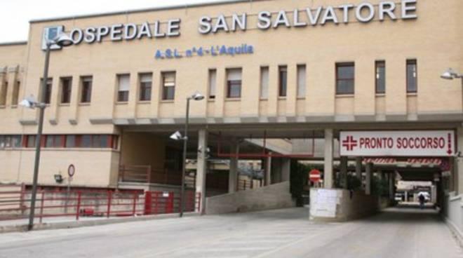 Alpino cade vicino al vecchio ospedale