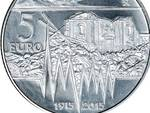 Avezzano, la 'Moneta del Centenario del Terremoto'