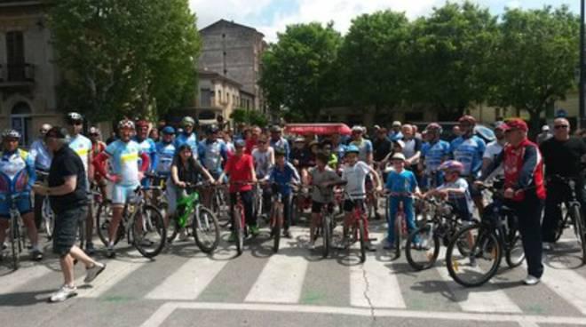 Giornata nazionale della bicicletta, Avezzano a due ruote