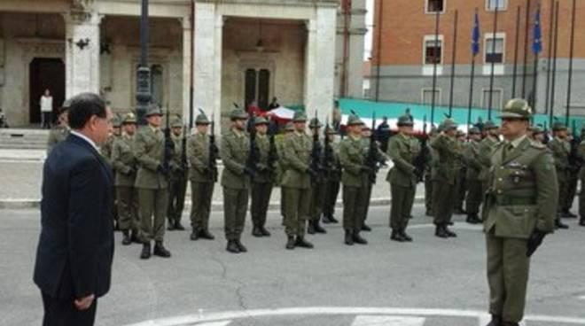 Grande Guerra: «Cerimonie lezione per giovani»
