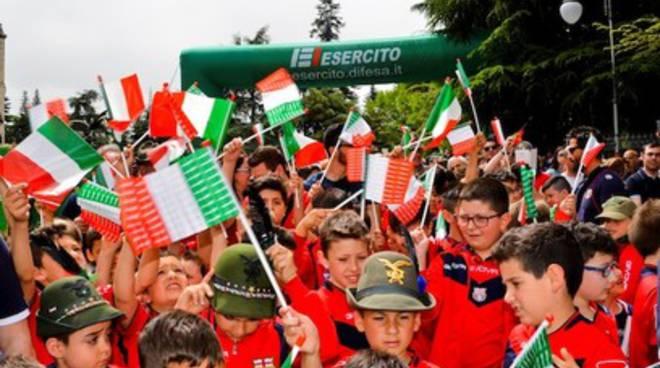 Grande successo per la Cittadella degli Alpini