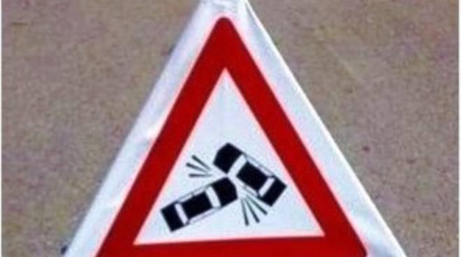 Incidente sulla Avezzano-Sora, tre veicoli coinvolti