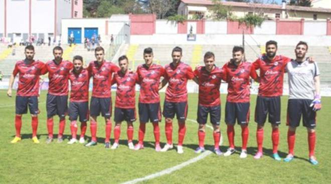 L'Aquila Calcio: stagione finita con una sconfitta