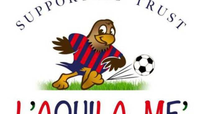 L'Aquila Calcio, Supporters' Trust L'Aquila Mè promuove assemblea