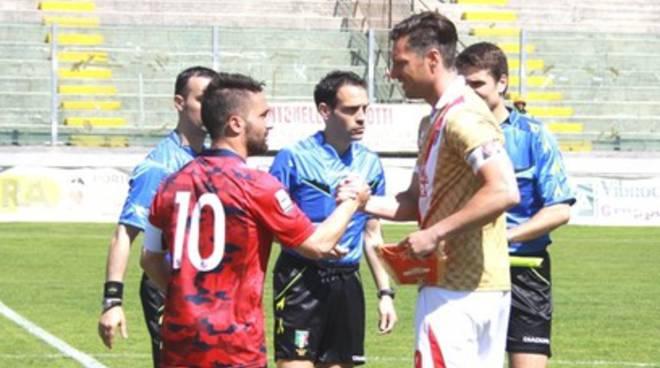 L'Aquila Calcio vs Grosseto, il fotoracconto