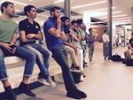 L'Aquila, folla di studenti universitari per Startup MeetUp