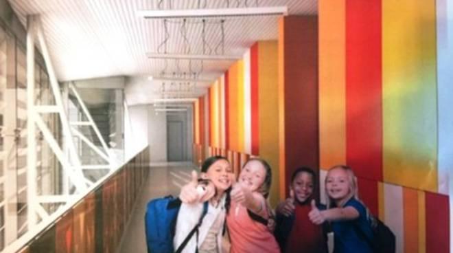 Magliano de' Marsi battezza la nuova scuola