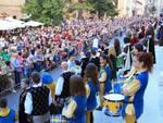 #MeravigliaExpo: Perdonanza, Giostra cavalleresca e sbandieratori di L'Aquila