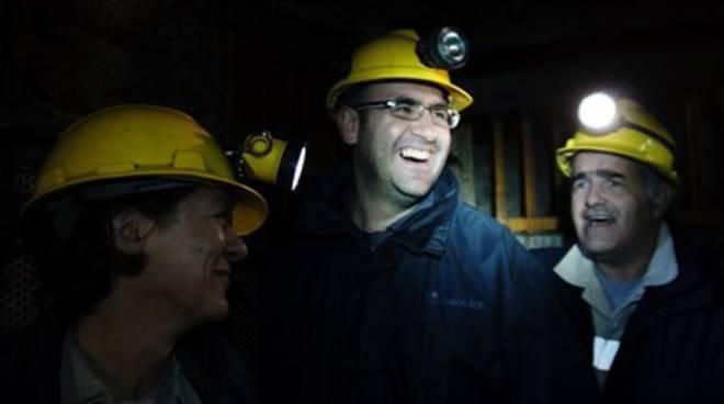 Mese del documentario.La storia di Patrizia, unica minatrice italiana