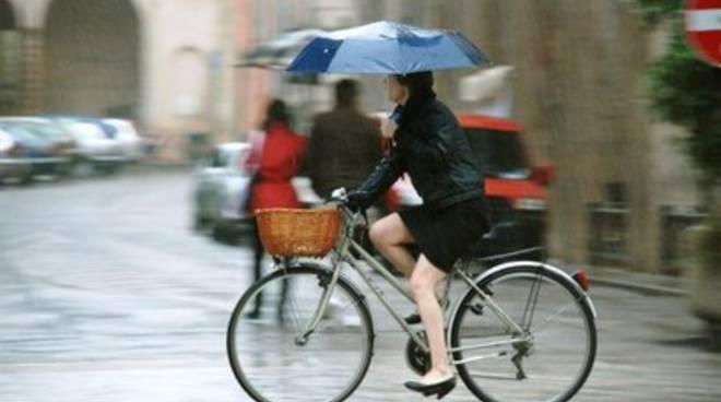 Meteo: la pioggia ha le ore contate