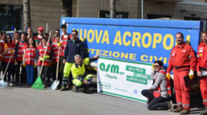 Nuova Acropoli: formazione al volontariato