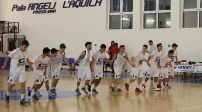 Nuovo Basket Aquilano, una sconfitta e tante vittorie
