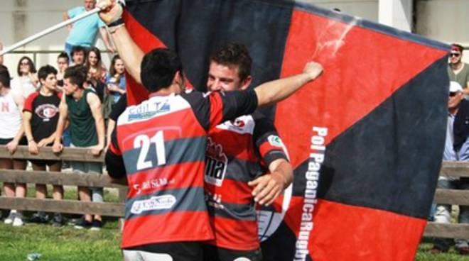 Paganica Rugby, gli scatti della salvezza