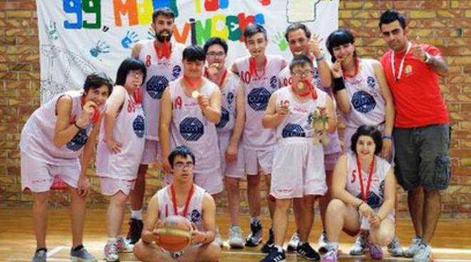 'Play The Games', oro speciale per L'Aquila
