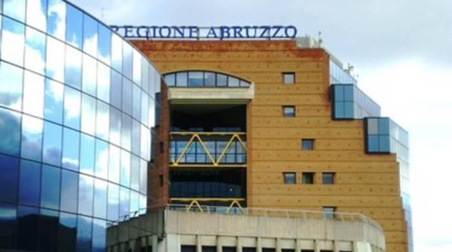 Regione Abruzzo, varata la nuova macrostruttura