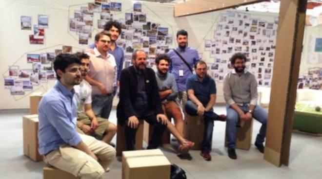 Salone della Ricostruzione: Cucinella's style
