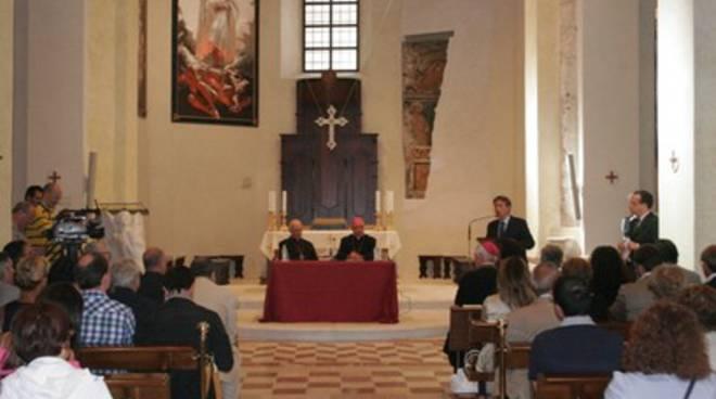 Santa Messa in ricordo di San Pietro Celestino