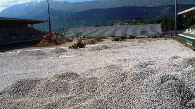 «Stadio Acquasanta pronto a giugno»