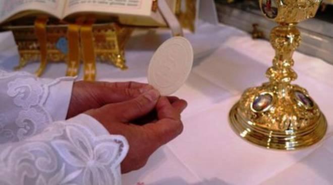 Teramo, un carabiniere diventa sacerdote