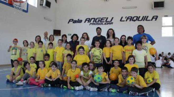 'The Paralympic School', tappa finale a L'Aquila