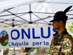 Tremila euro per L'Aquila per la vita