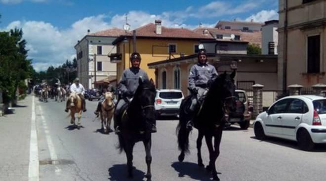 44° Equiraduno Nazionale Italia a Cavallo