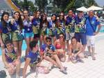Avezzano Nuoto, i 'Mini Master' brillano a Pescara