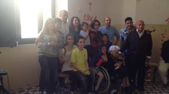 Barisciano, 100 candeline per nonna Antonietta