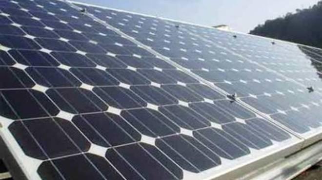 Cerchio, furto pomeridiano di 400 pannelli solari