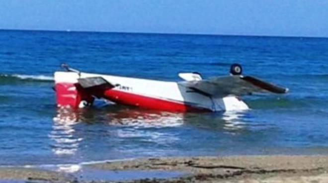 Crash aereo a Tortoreto, ascoltato l'indagato