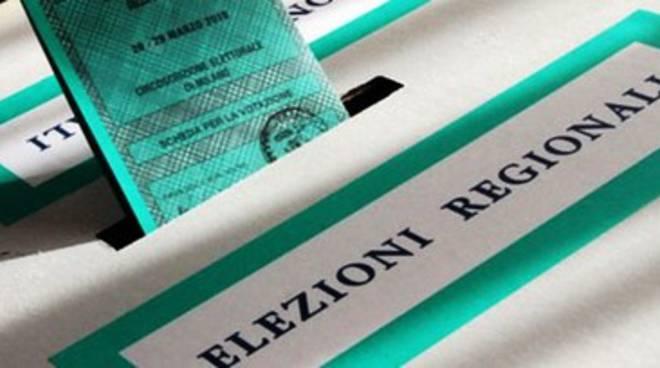 Elezioni regionali 2015 - l'affluenza alle urne