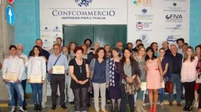 Ente Bilaterale Terziario L'Aquila, premi per neo-mamme e studenti