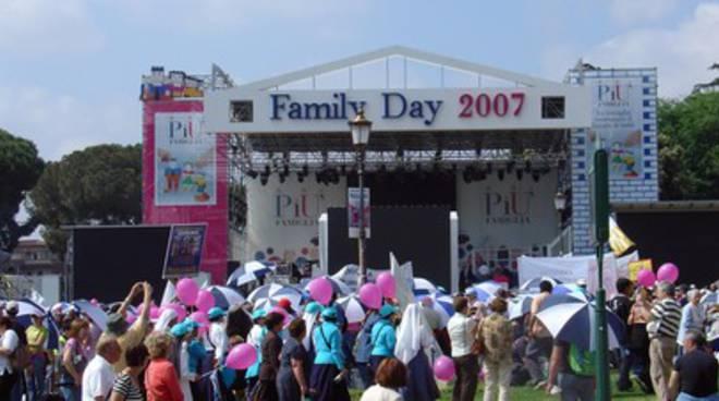 'Family Day' a Roma, sabato 20 Giugno
