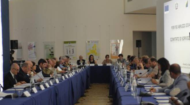 Insediato Comitato Sorveglianza Fondo Sociale Europeo 2014-2020